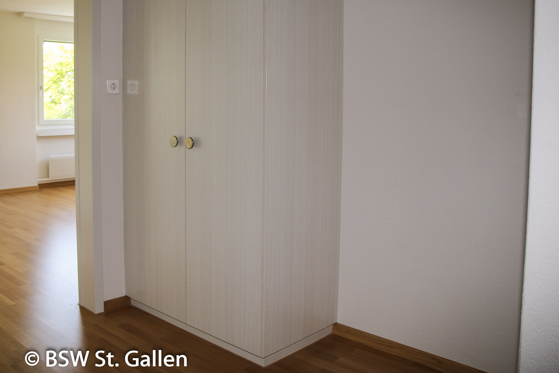 Wohnung mieten in St. Gallen - Wohnung - 1 Zimmer - 710